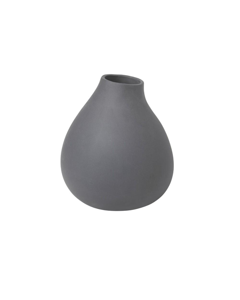 Vase pewter NONA