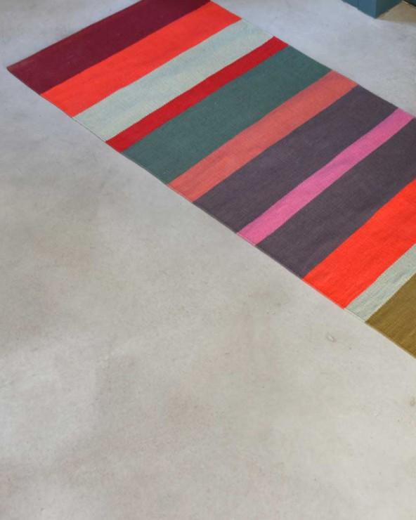 Teppich Malve