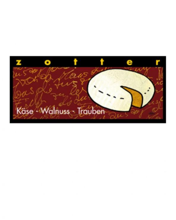Käse-Wallnuss-Trauben