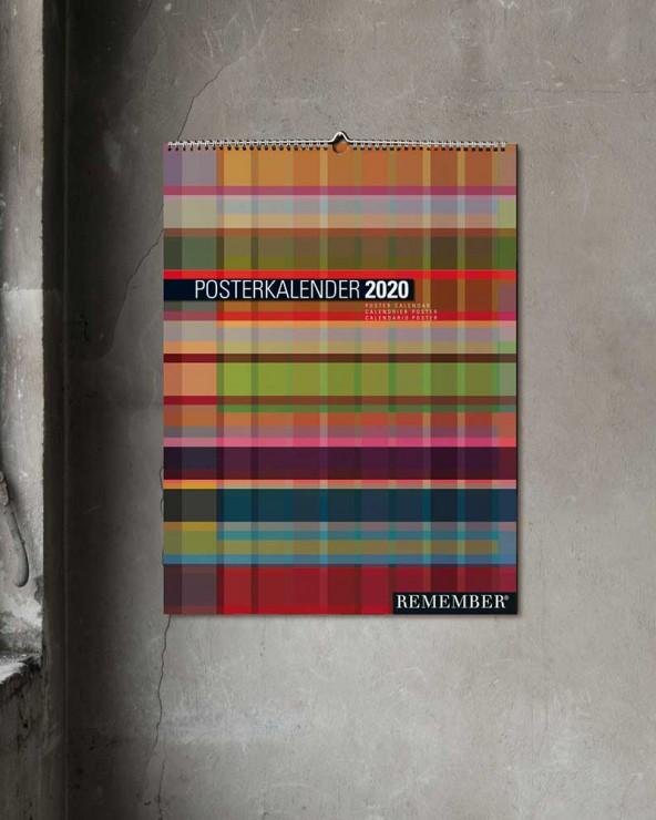 Posterkalender 2020