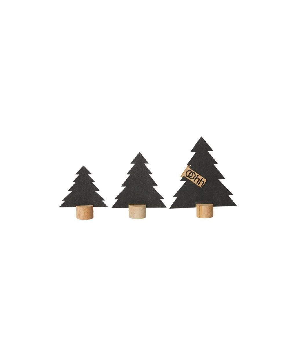 kleine Papierbäume