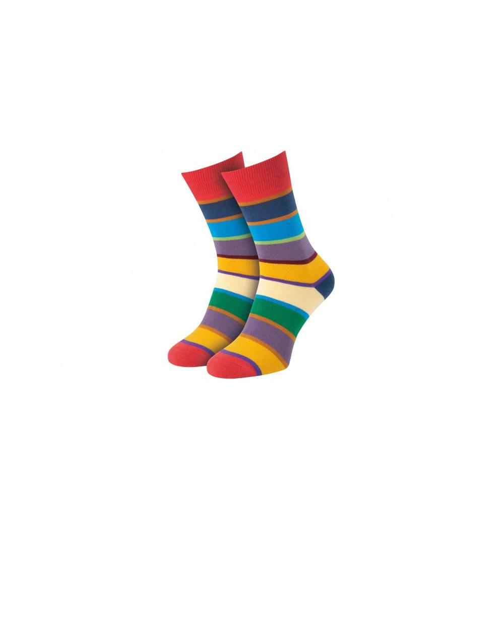 Socken bunt Herren von REMEMBER