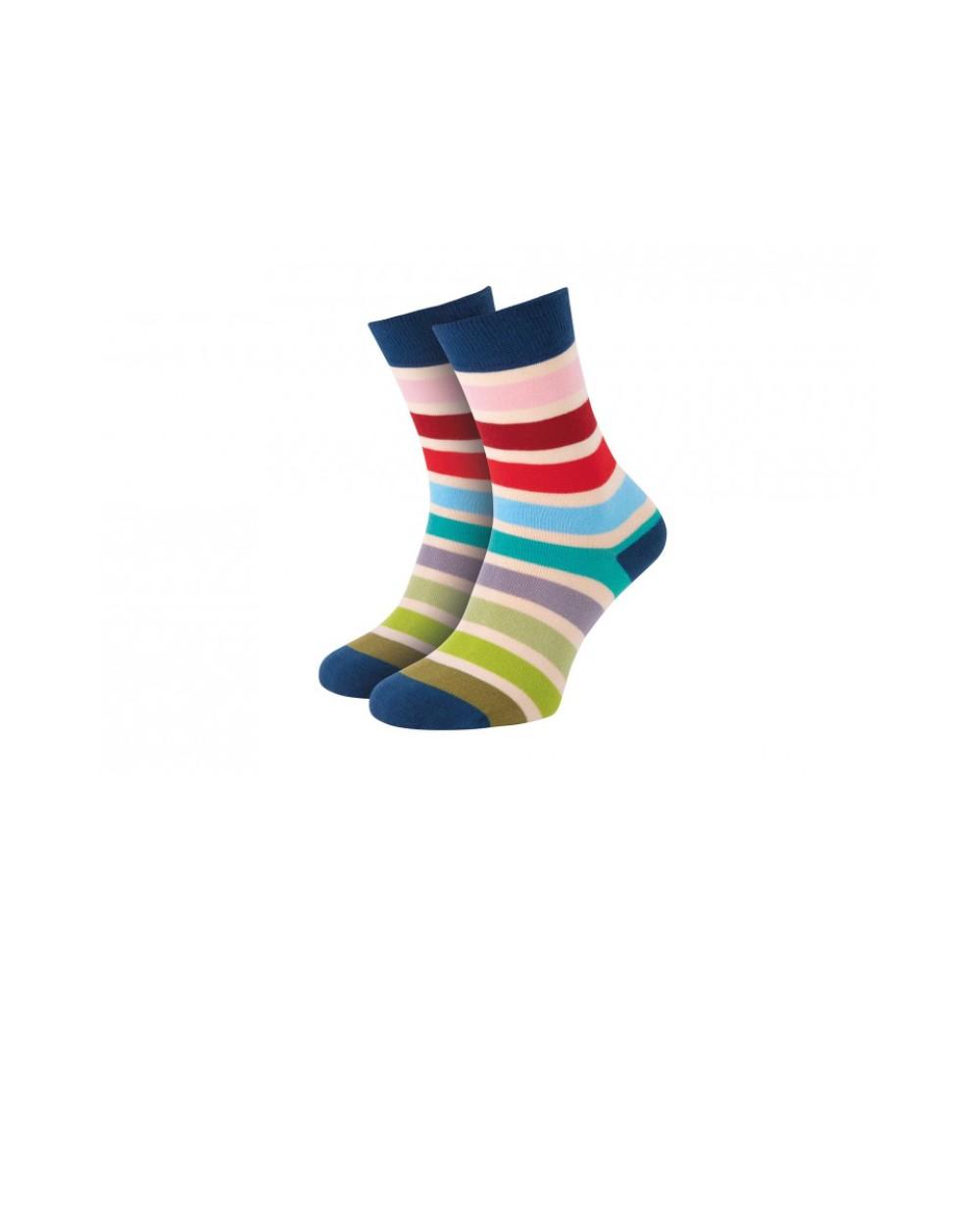 Socken bunt, Damen  von REMEMBER