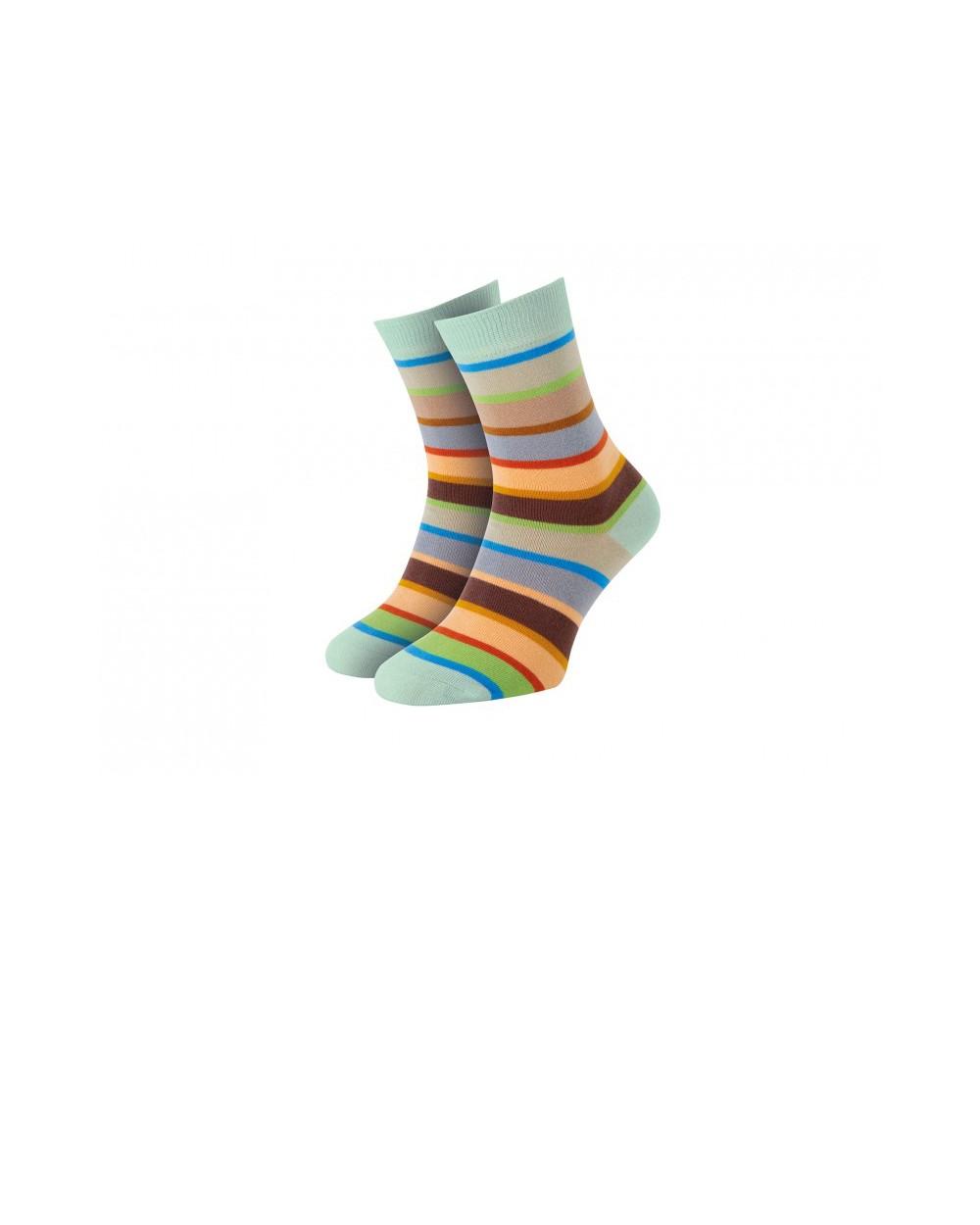 Socken bunt Damen von REMEMBER